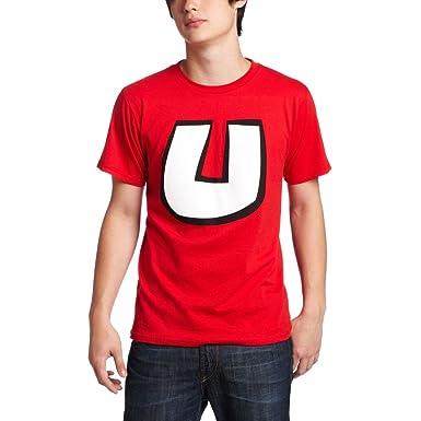 84f63f87e Amazon.com  Animation Shops Underdog U Logo Suit T-Shirt  Clothing