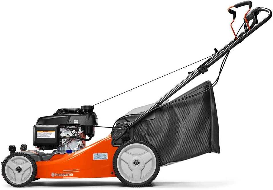 Husqvarna LC221RH, 21 in. 160cc Honda Walk Behind Self-Propelled Mower