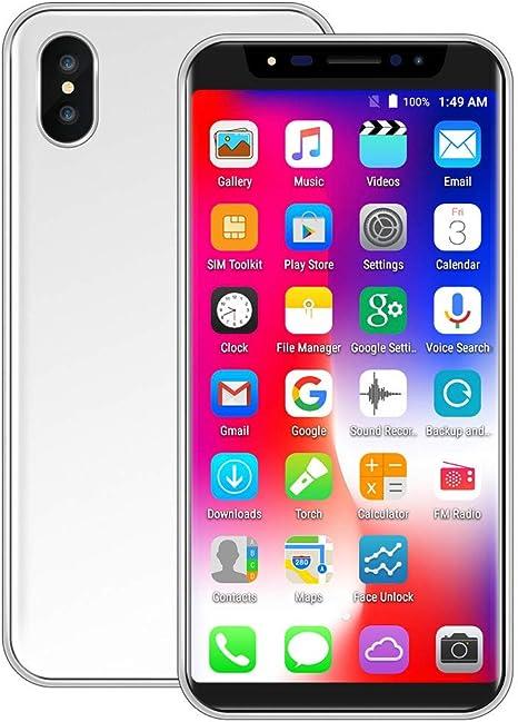 Smartphone desbloqueado, 2019, 5.8 pulgadas, Ultra Android 6.0 ...