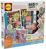 ALEX Toys My Eco Crafts Scrapbook Set
