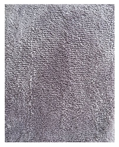 - Mohawk Home Cut To Fit Ribbon Saxony Plush Bath Carpet, Lavender, 5 by 6 Feet