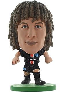 SOCCERSTARZ Officiellement Autoris/é De Zlatan Ibrahimovic Dans Le Maillot Officiel Du Paris St Germain Figurine Sport 400064