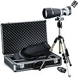 Leupold Kenai 2 25-60x80mm HD Angled Kit Gray/Black