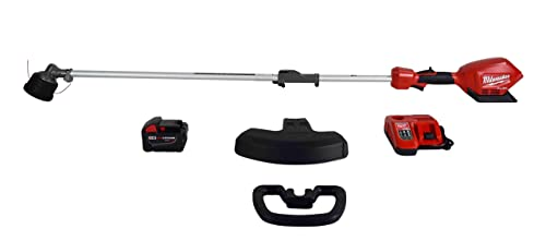 Milwaukee 2825-21ST M18 Fuel 18V Lithium-Ion Brushless Cordless String Trimmer Kit 1, String Trimmer Kit