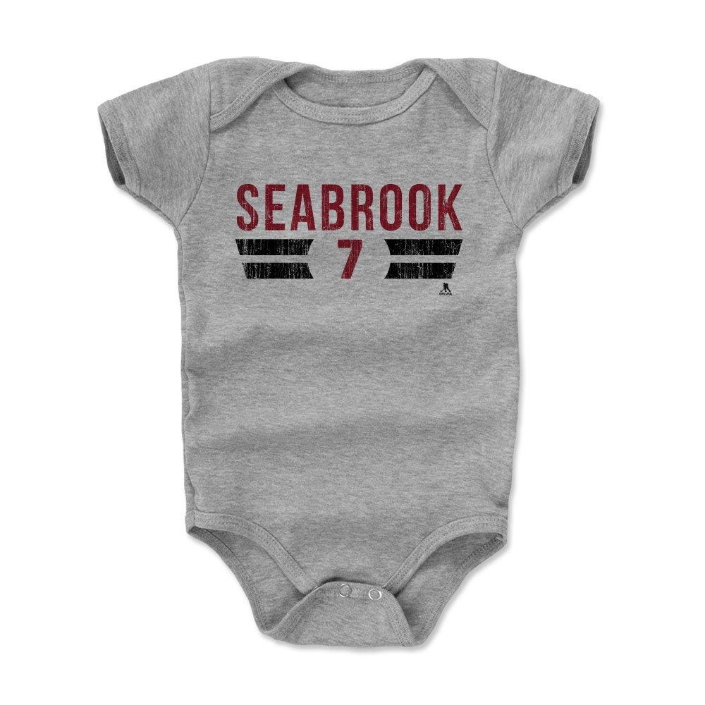 最高級のスーパー 500レベルのBrent Seabrook Infant – & Baby Months Onesieロンパース & – シカゴHockeyファンギアNHLの公式ライセンス選手Association – Brent SeabrookフォントR B01N9E33II ヘザーグレー 3 - 6 Months, Ray Green:5906c13d --- svecha37.ru