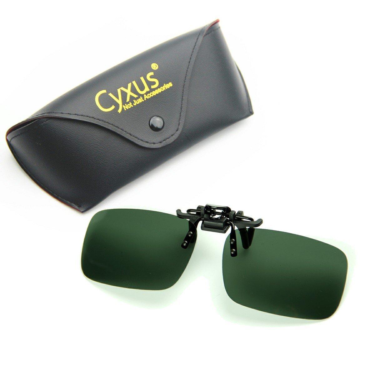 a6078ac42a Cyxus polarizado reflejado lentes clásico gafas de sol Gafas con ...