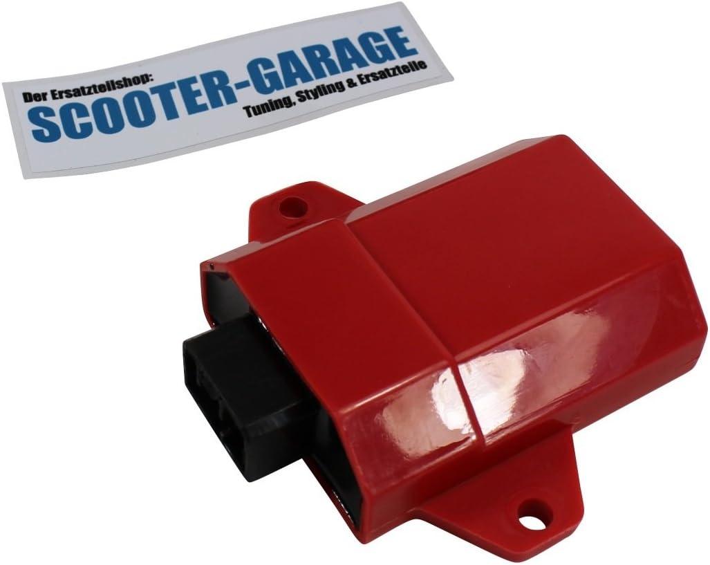 Cdi Zündbox Für Peugeot Speedfight 1 2 Aci100 01 Aci100 02 Auto