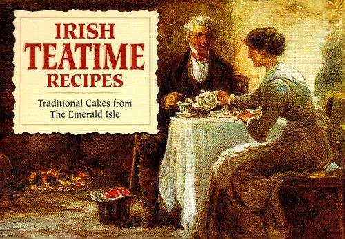 J. Salmon Irish Teatime Recipe Book