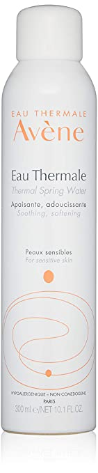 Thermal Spring Water, Soothing Calming Facial Mist Spray for Sensitive Skin