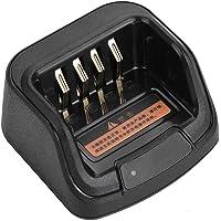 Cargador de walkie Talkie, Cargador de batería de Radio bidireccional de 850 mAh, Cargador de batería Profesional para…