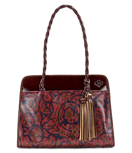 Amazon.com: Patricia Nash Paris Vintage Tapiz Satchel: Shoes