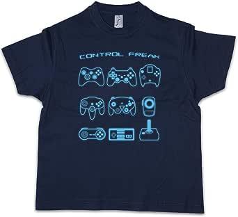 Urban Backwoods Control I Niños Chicos Kids T-Shirt