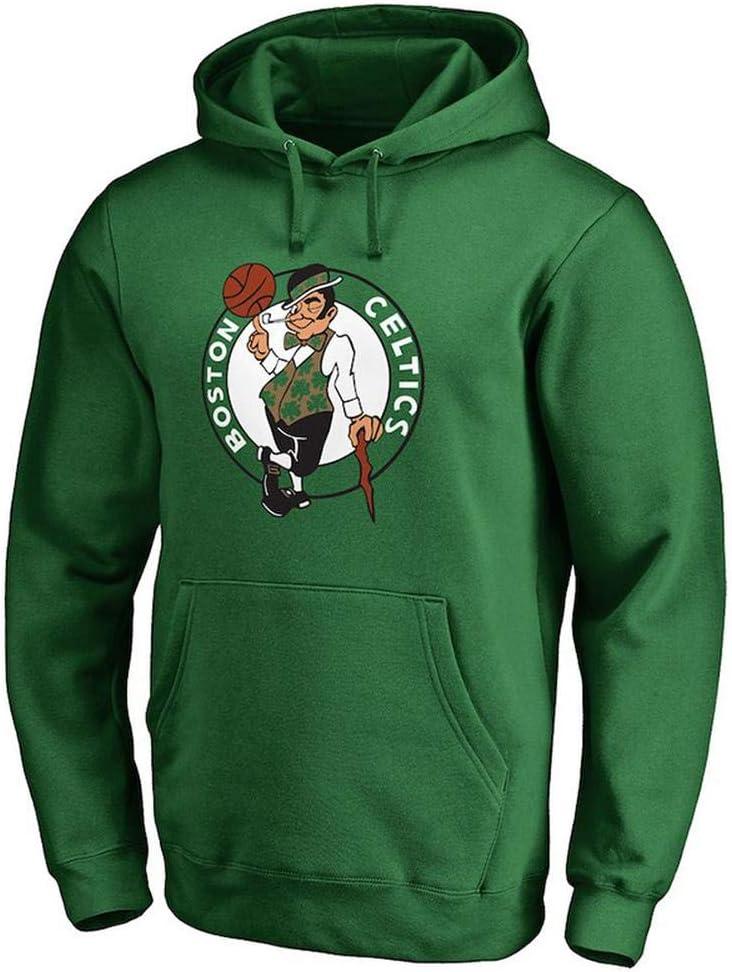 Sudadera Con Capucha De La NBA Boston Celtics Ropa Deportiva De Baloncesto Sudadera Suelta Moda Adolescente Camiseta