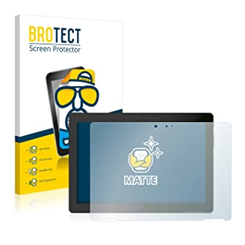 BROTECT Protector Pantalla Mate para BQ Aquaris M10 Película Protectora [2 Unidades]: Amazon.es: Electrónica