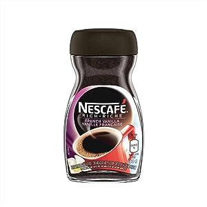 NESCAFÉ Rich Instant Coffee, 100g (French Vanilla)