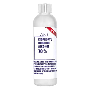 Rubbing Alcohol Isopropyl First Aid Antiseptic Cleanser New Multipurpose
