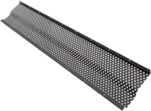 Amerimax Home Products 8552556036S Titan 3000 Gutter Guards, Gray