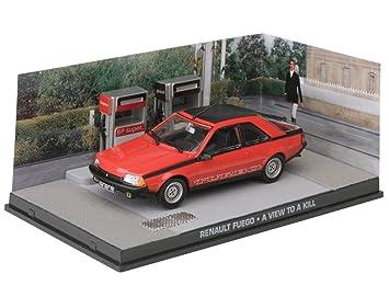 Colección de vehículos 007 James Bond Car Collection Nº 86 Renault Fuego Turbo (Panorama Para Matar): Amazon.es: Juguetes y juegos