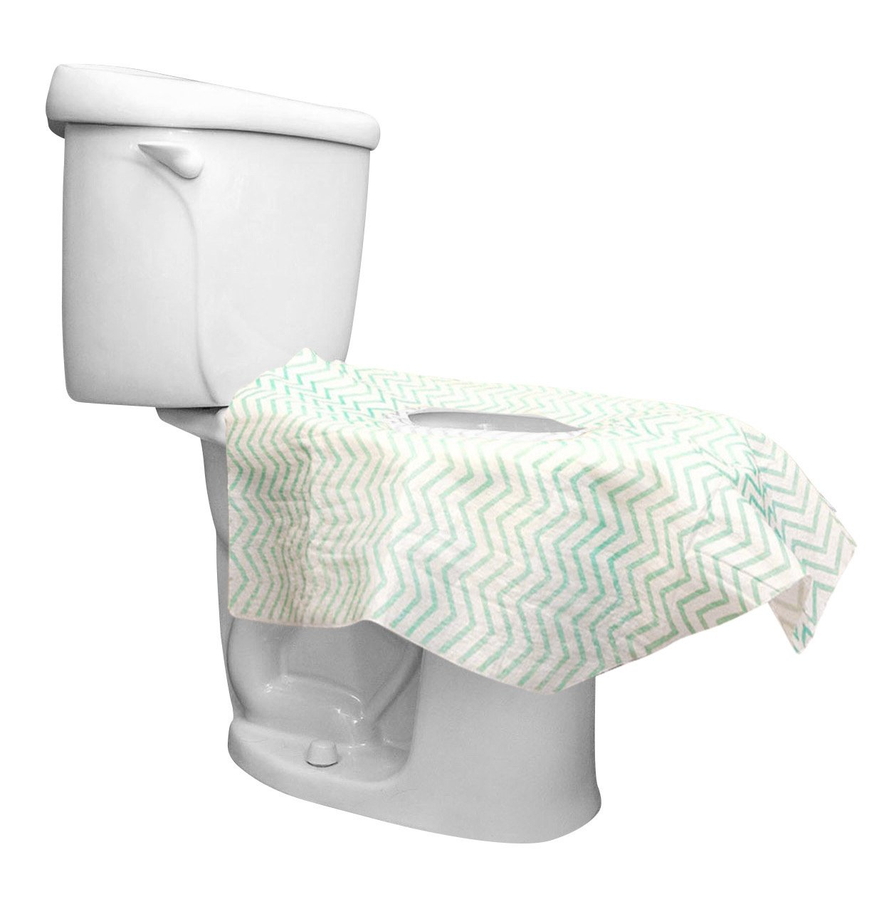 Full Cover Disposable Toilet Seat Covers,Individually Wrapped Travel Toilet Potty Seat Covers Public Restrooms Portable Potty Shields for Pregnant Animal Kids and Toddler Potty Training