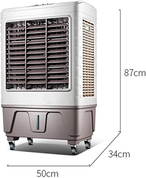 Wuyeti Gran Volumen de Aire de refrigeración Industrial Aire Acondicionado Aire Acondicionado móvil Casa móvil de refrigeración: Amazon.es: Hogar