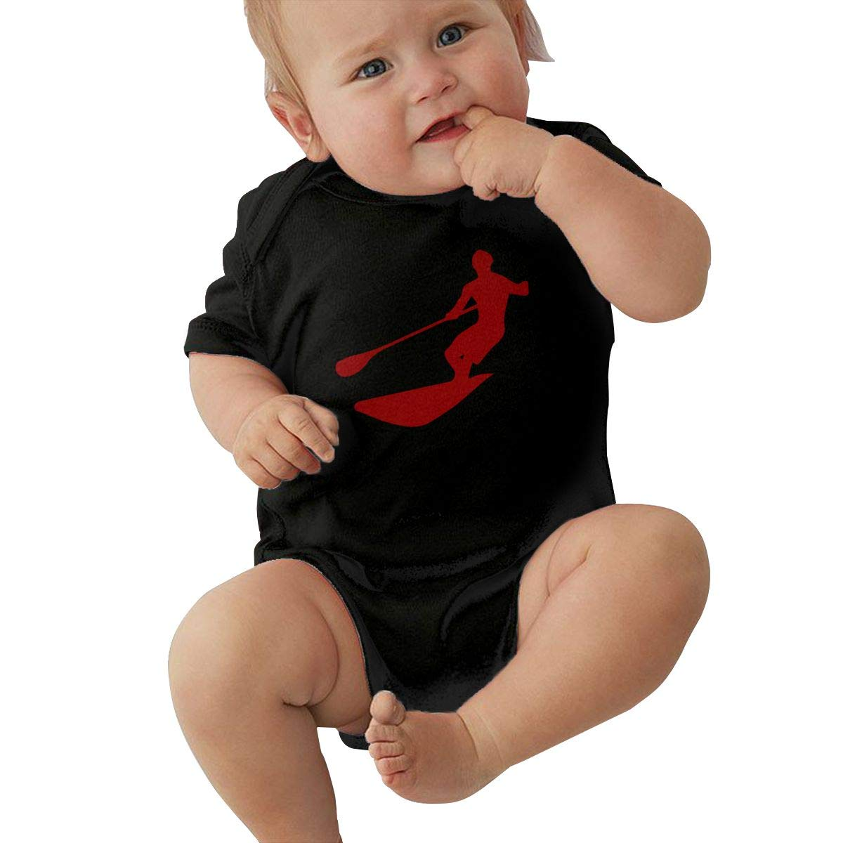 Stand Up Paddleboard Toddler Baby Girl Boy Romper Jumpsuit Outfit Short Sleeve Bodysuit Tops Clothes