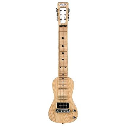 SX Lap 2 fresno NA eléctrica Guitarra de regazo W/Stand & bolsa