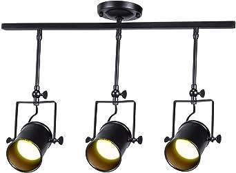 YEXIN Luces de escenario LED Proyector Haz de luz Led, Riel de ...