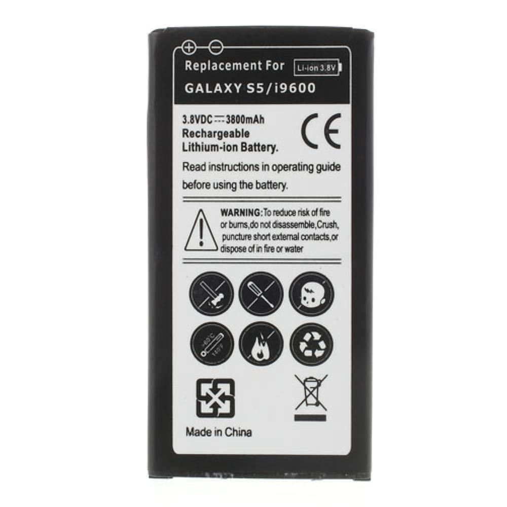 1f25ecc9b8 Amazon | Galaxy S5 ドコモ SC-04F / au SCL23 大容量内蔵バッテリ(3800mAh) | 交換用バッテリー 通販