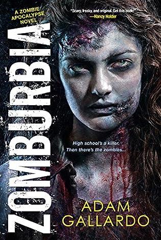 book cover of Zomburbia