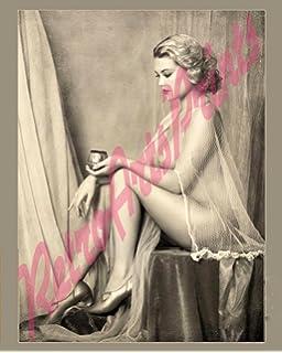 nude Vintage masquerade ball