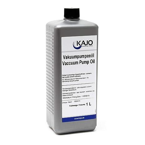 Kajo Universal Vacuum Pump Oil Aceite de vacío para bombas ...