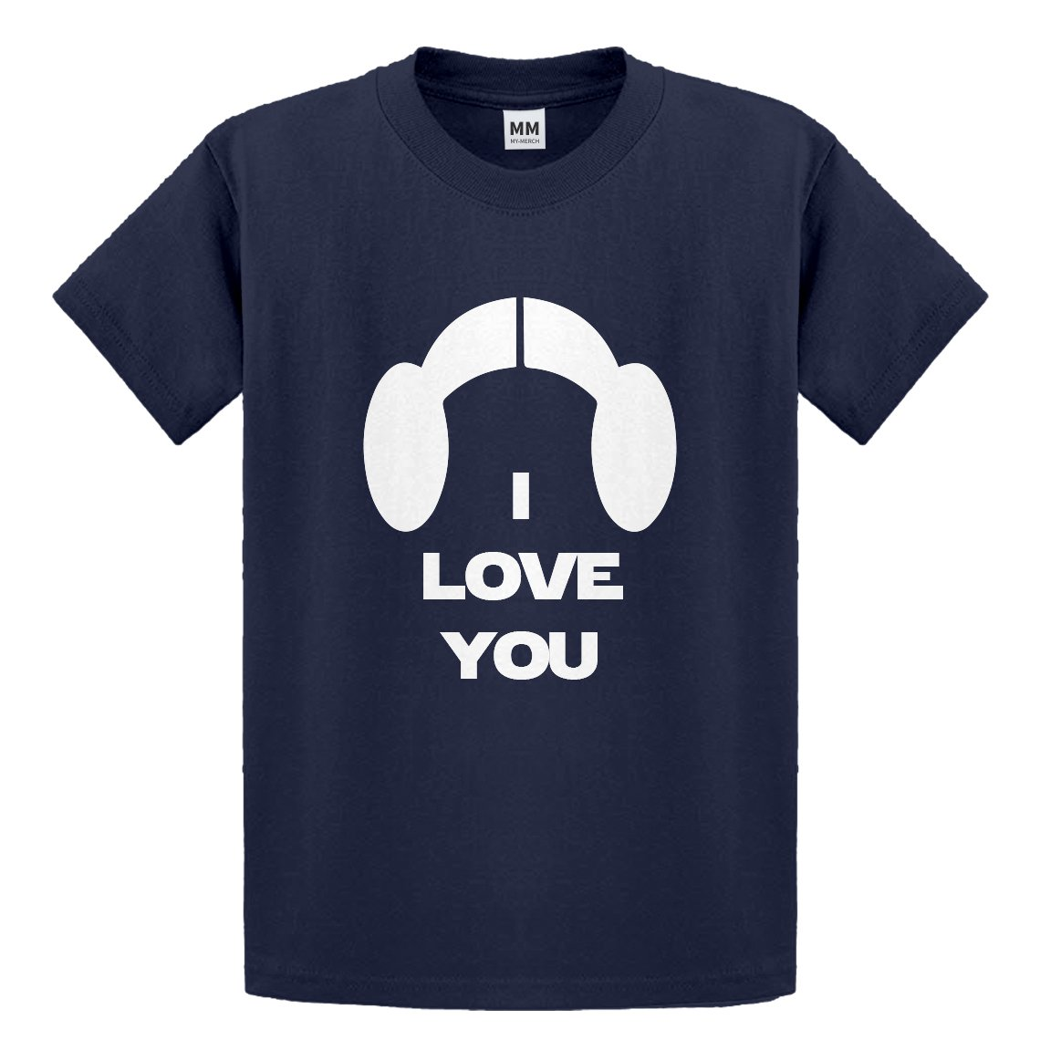 Indica Plateau Youth I Love You Kids T-Shirt