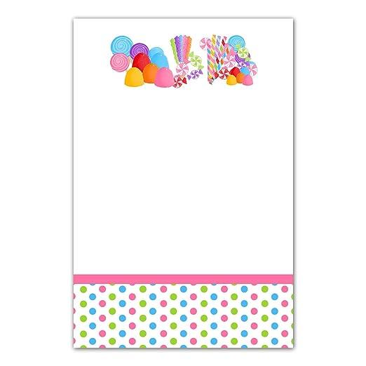 30 tarjetas de agradecimiento en blanco invitaciones ...