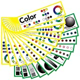 Elements of Art: Color and Value 5 x 16 Posters (Set of 25)