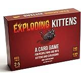 اكسبلودينج كيتينز- لعبة بطاقات