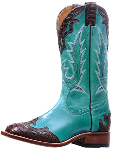 Bottes américaines Bottes Western BO 5189 C (Pied Normal