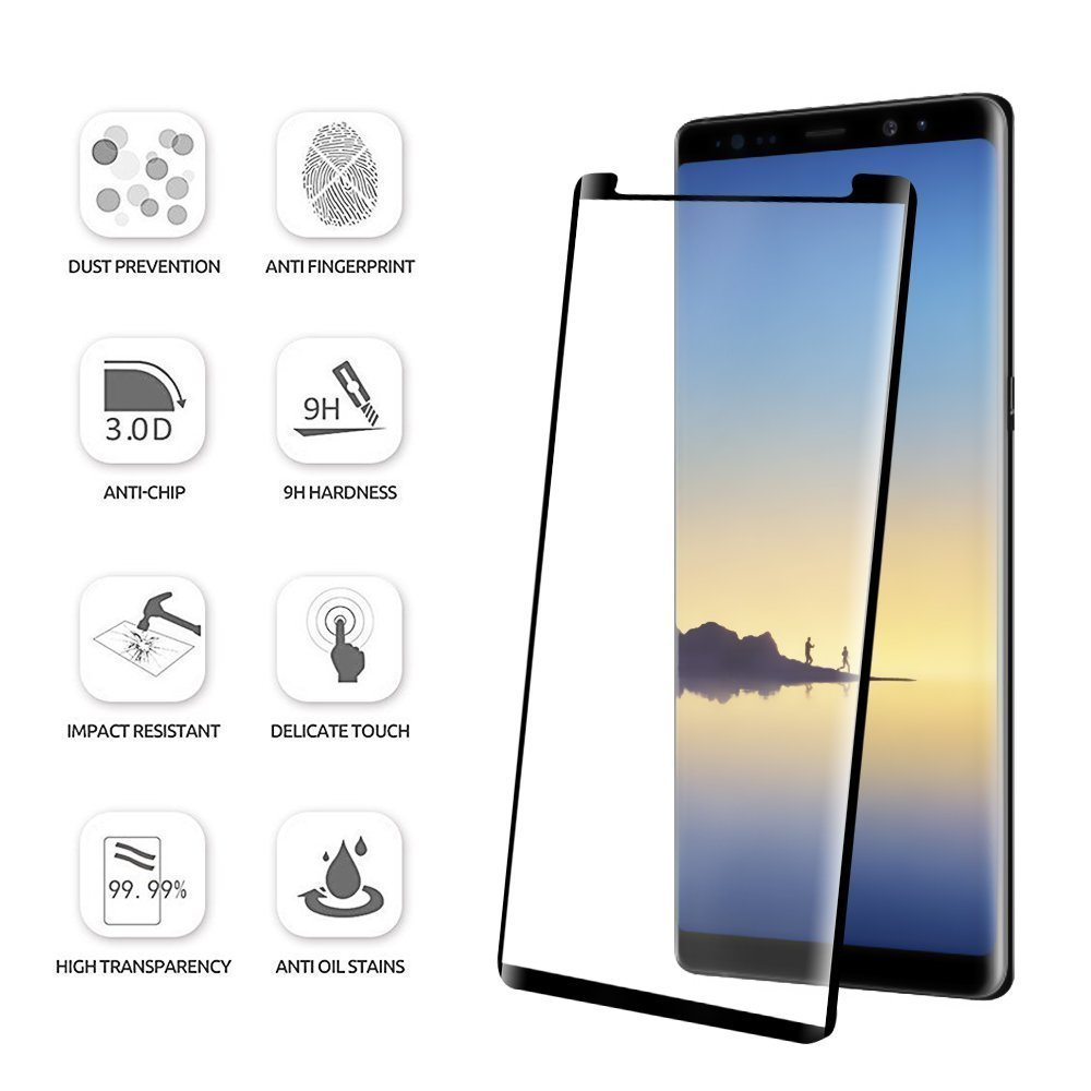 Samsung Galaxy Note 8 Note 8 2018 5d Full Amazon In Electronics