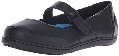 Dr. Scholl's Women's Hesper Slip-Resistant Mary Jane, Black, ...