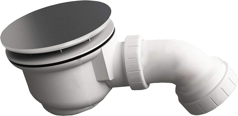 Desagüe sifón para de drenaje con 90 mm de diámetro para el plato ...