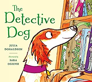 Book Cover: The Detective Dog