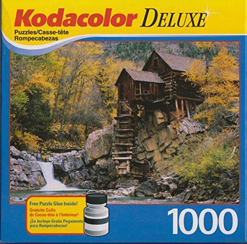 - Kodacolor 1000 Piece Puzzle - Mill at Crystal River, Colorado