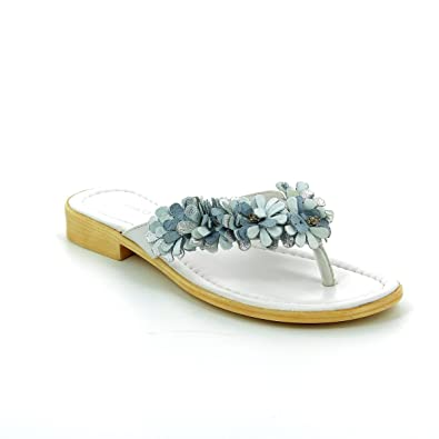 ea6d05ef6857 MARCO TOZZI 27110 Sandals White  Amazon.co.uk  Shoes   Bags