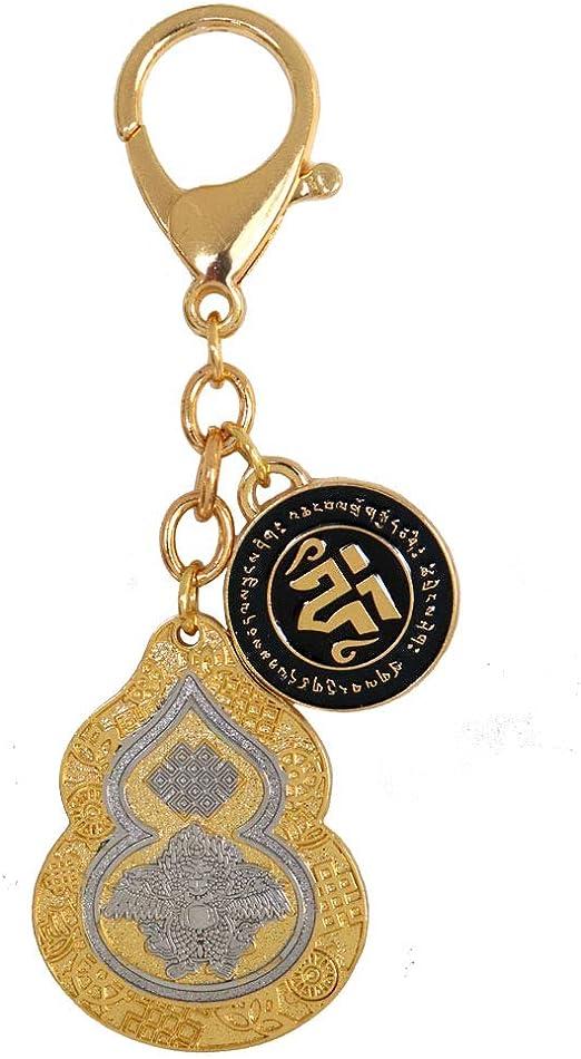 My Lucky 2020 Feng Shui Anti Illness Amulet Keychain