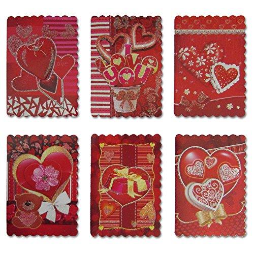 Heart Valentine Cards Amazoncom