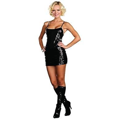 Amazon.com: Dreamgirl Sequin Dress: Clothing