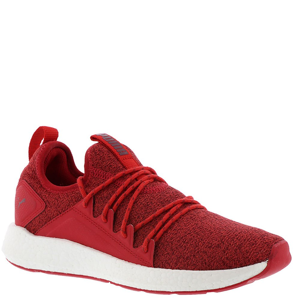 PUMA Women's Nrgy Neko Knit Sneaker B077ST6CLG 9 M US|Ribbon Red-pomegranate