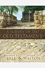 A Survey of the Old Testament Hardcover