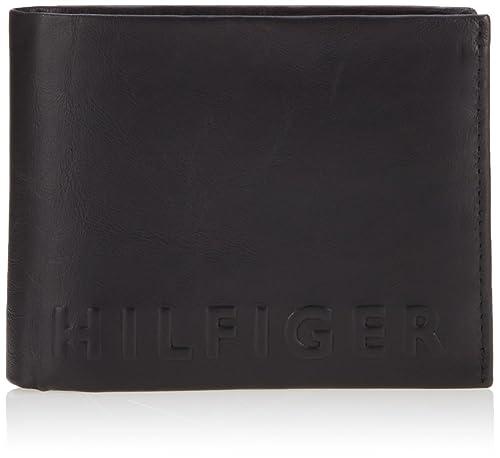 Tommy Hilfiger - Deboss Cc And Coin Pocket, Monederos Hombre ...
