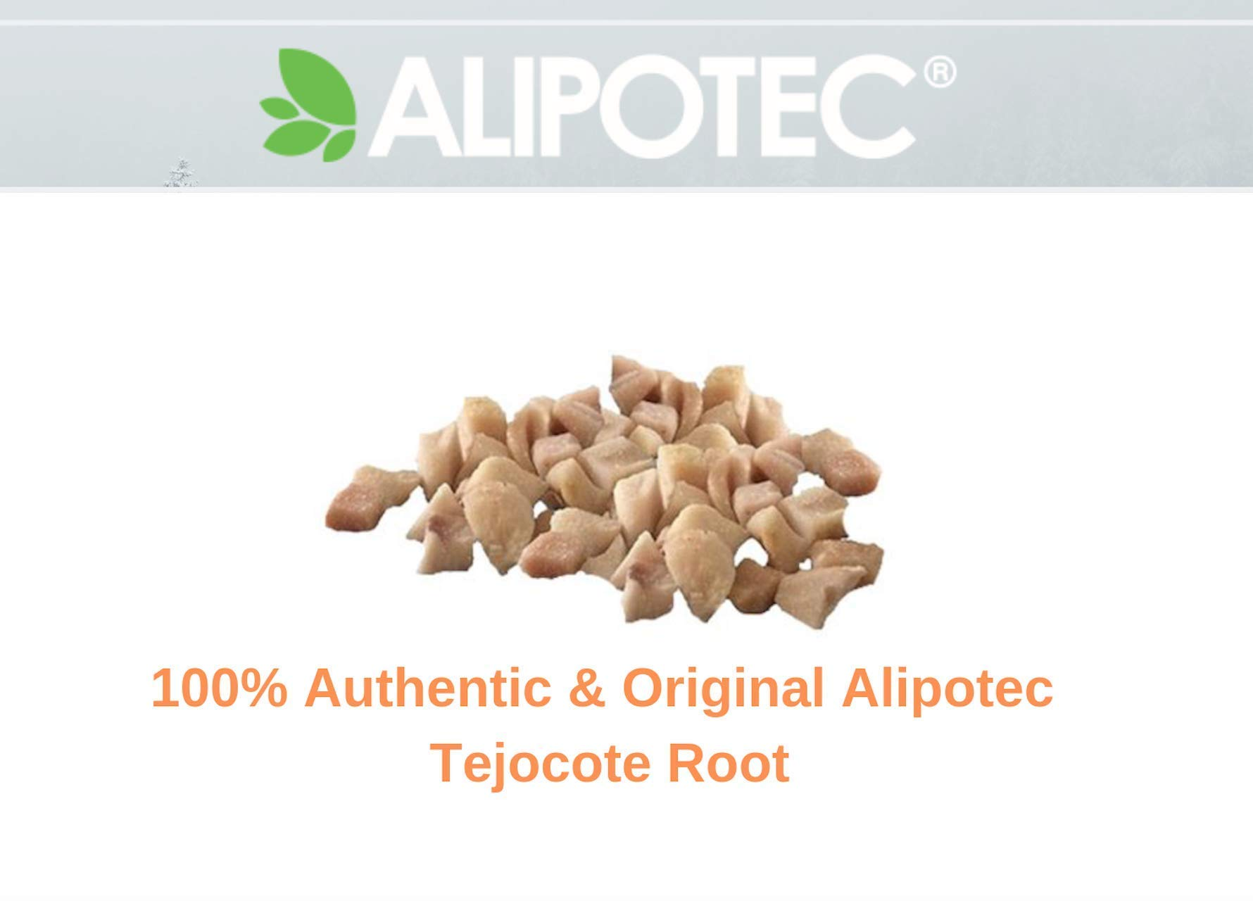*Brand New Design* Original Elv Alipotec Tejocote Root Treatment - 1 Bottle (3 Month Treatment) - Most Popular, All-Natural Weight Loss Supplement in Mexico by Alipotec (Image #3)