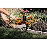 Suncast Border Stone Edging With Aupe-gray Resin Looking Like Real Stone (1)